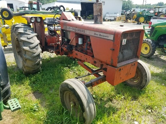 1968 Allis - Chalmers 170 Tractor For Sale