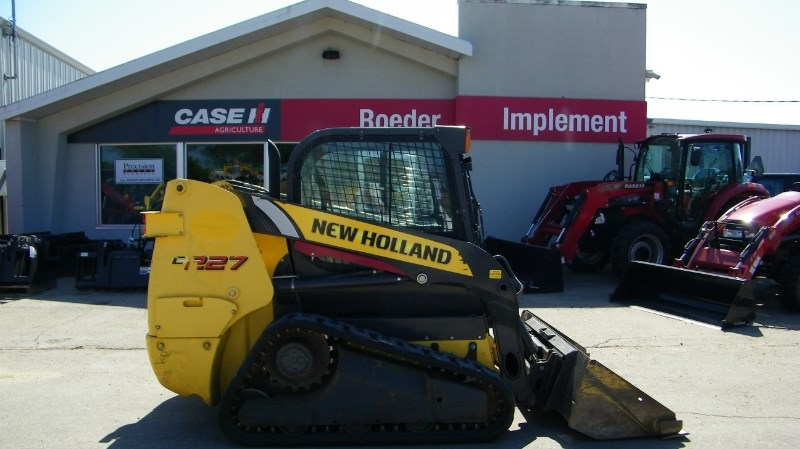 2012 New Holland 227 Skid Steer-Track For Sale