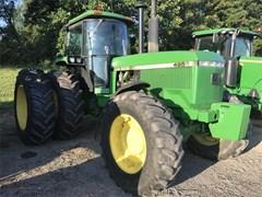 Tractor For Sale 1989 John Deere 4955 , 200 HP