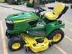 Riding Mower For Sale:  2016 John Deere x730