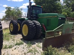 Tractor For Sale 1993 John Deere 8770 , 256 HP