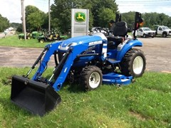 Tractor For Sale 2014 New Holland Boomer 24