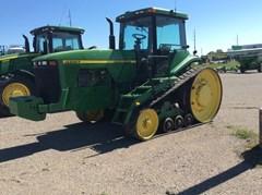Tractor For Sale 1998 John Deere 8400T , 225 HP