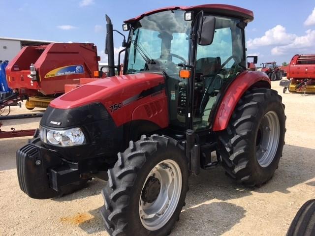2013 Case IH Farmall 75C Tractor For Sale