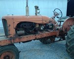 Tractor For Sale: Allis - Chalmers WD, 28 HP