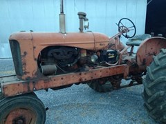 Tractor For Sale:  Allis - Chalmers WD , 28 HP