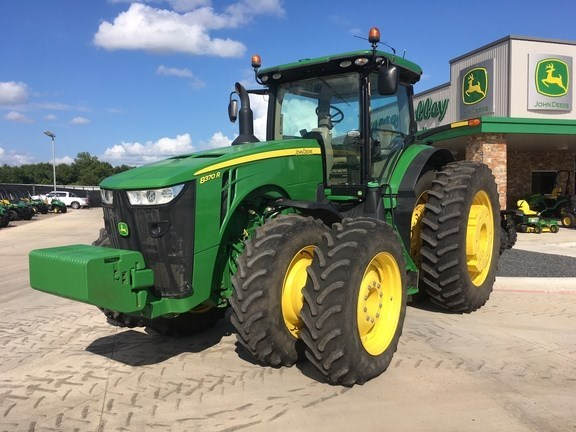 2013 John Deere 8370R Tractor For Sale