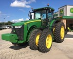 Tractor For Sale: 2015 John Deere 8370R, 370 HP