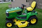 Riding Mower For Sale:  2015 John Deere X738 , 25 HP