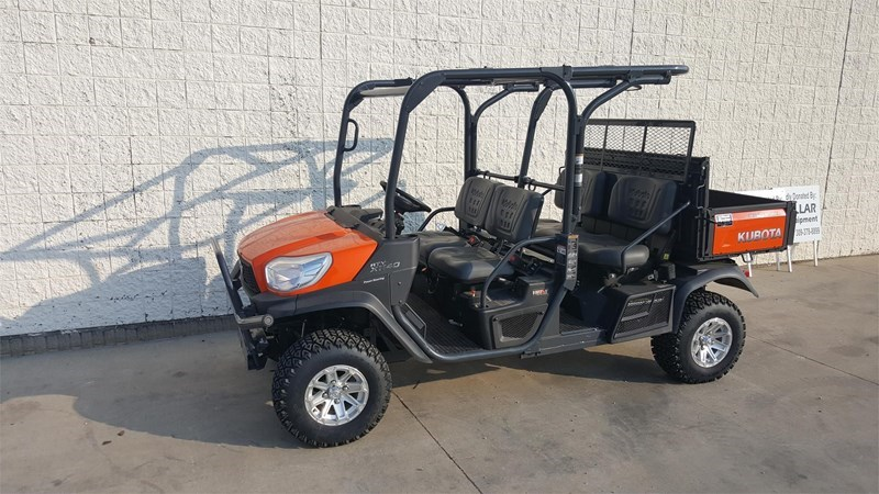 2017 Kubota RTVX1140 Utility Vehicle For Sale