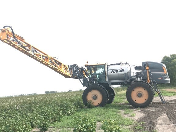 2016 Hagie STS12 Sprayer-Self Propelled For Sale