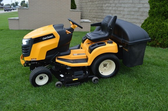 2014 Cub Cadet XT3 GSE Riding Mower For Sale