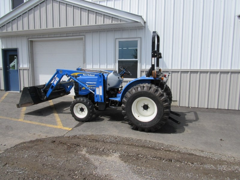 2014 New Holland WM35 Tractor For Sale