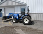 Tractor For Sale: 2014 New Holland WM35, 33 HP