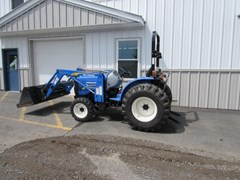 Tractor For Sale:  2014 New Holland WM35 , 33 HP
