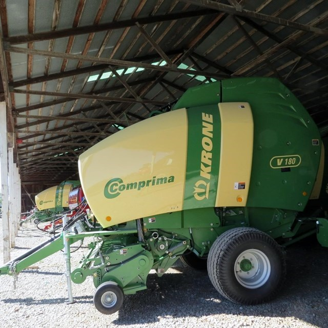 2016 Krone COMPRIMA V180 Baler-Round For Sale