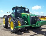 Tractor For Sale: 2015 John Deere 8320R, 320 HP