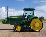 Tractor For Sale: 2001 John Deere 8400T, 250 HP