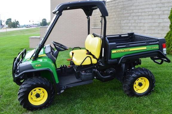 2012 John Deere XUV 625I GREEN Utility Vehicle For Sale