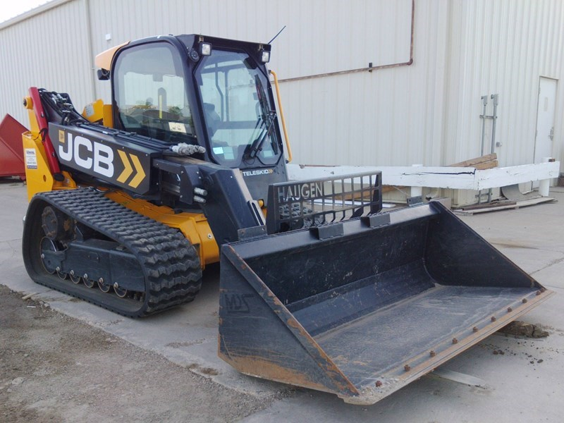 2017 JCB 3TS-8T Skid Steer For Sale