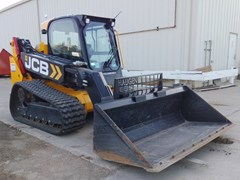 Skid Steer For Sale:  2017 JCB 3TS-8T