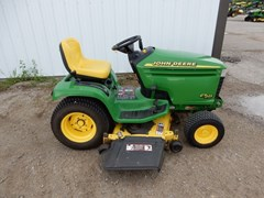 Riding Mower For Sale 1999 John Deere GT235 , 18 HP