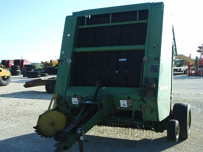 1996 John Deere 535 Baler-Round For Sale