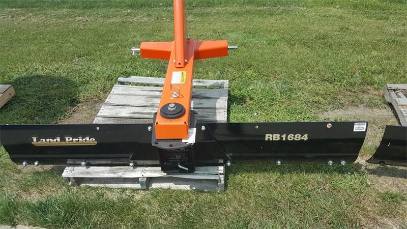 2017 Land Pride RB1684 Box Blade Scraper For Sale