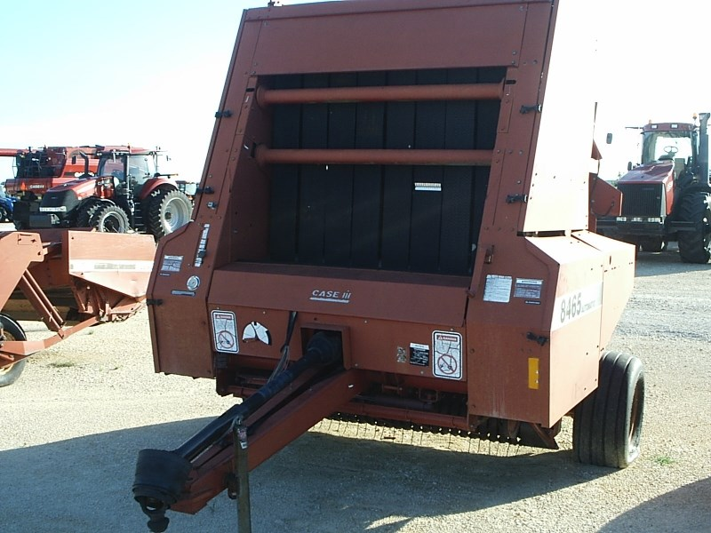 1999 Case IH 8465 Baler-Round For Sale
