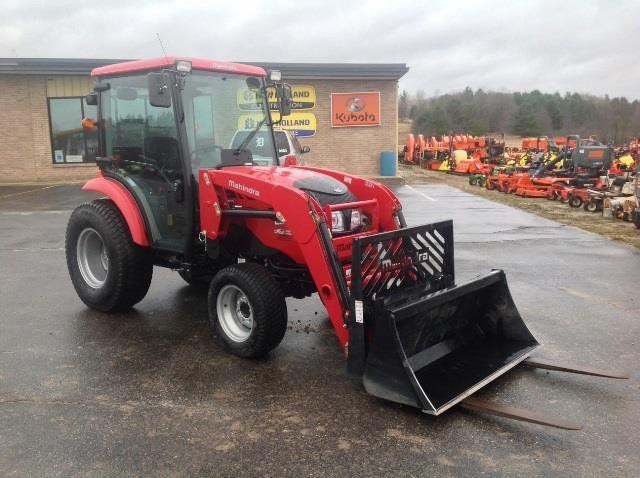 2016 Mahindra 1538 Tractor For Sale