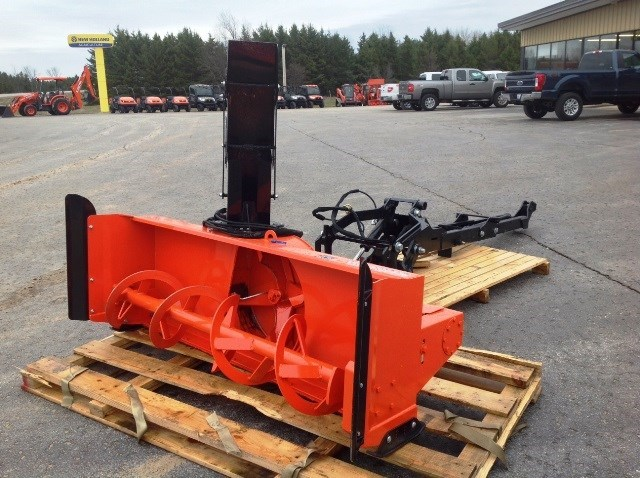 2016 Kubota L4479 Snow Blower For Sale
