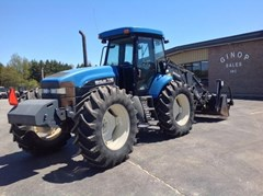 Tractor For Sale:  1999 New Holland TV140