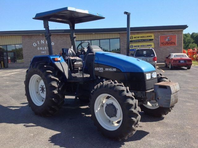 1998 New Holland 4835 Tractor For Sale