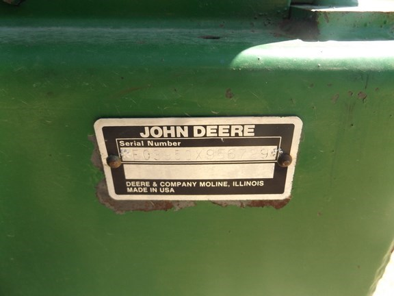 1993 John Deere 3950 Forage Harvester-Pull Type For Sale