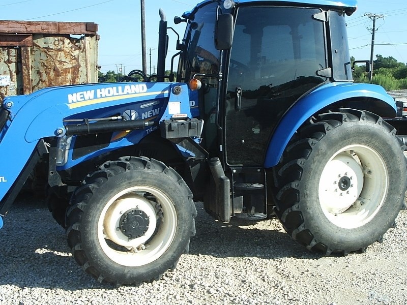 2013 New Holland Powerstar 4.75 Tractor For Sale