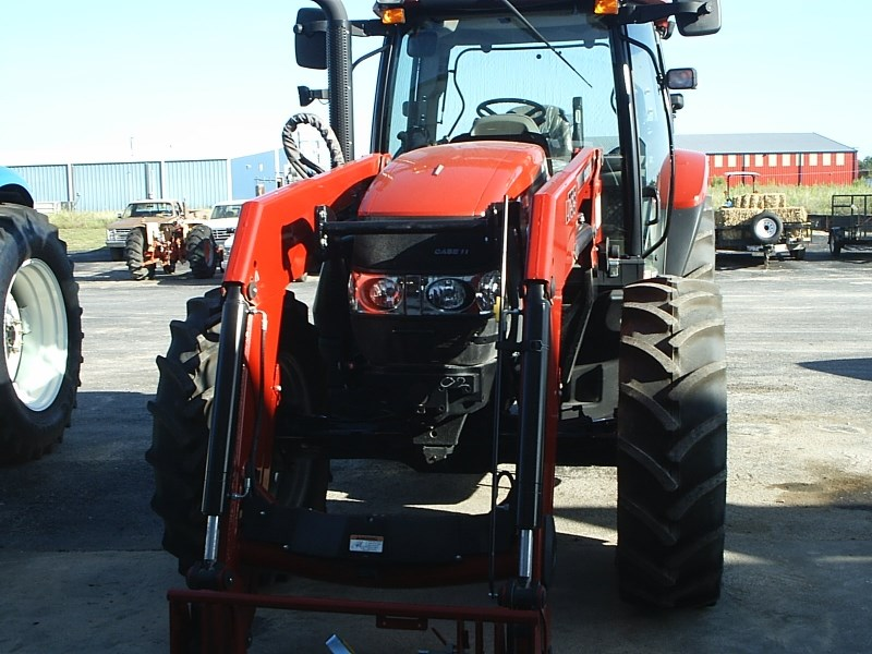 2013 Case IH Maxxum 125 Tractor For Sale
