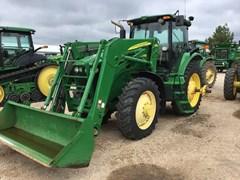 Tractor For Sale 2009 John Deere 7730
