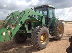 Tractor For Sale:  1997 John Deere 7410 , 105 HP
