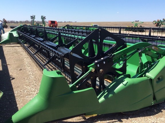 2012 John Deere 630F Header/Platform For Sale