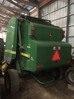Baler-Round For Sale 2003 John Deere 582 Silage Special