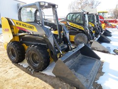 Skid Steer For Sale 2018 New Holland L221 , 74 HP