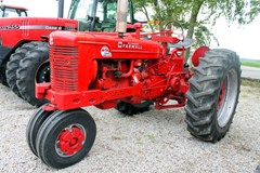 Tractor For Sale IH Super M-TA