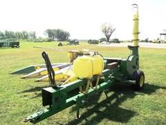 Forage Harvester-Pull Type For Sale:  1990 John Deere 3970