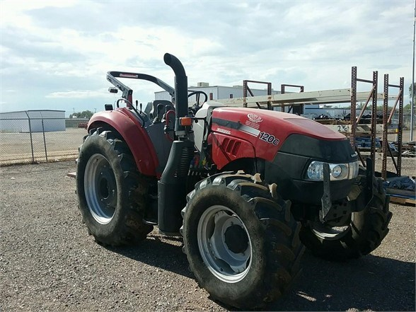 2015 Case IH FARMALL 120C Tractor For Sale