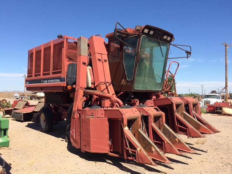 1991 Case IH 2044 Cotton Picker For Sale