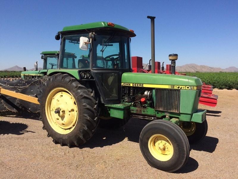 1983 John Deere 2750 Tractor For Sale