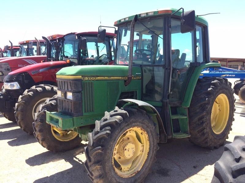 1993 John Deere 6300 Tractor For Sale