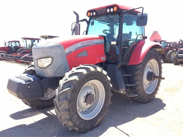 2011 McCormick MTX150 Tractor For Sale