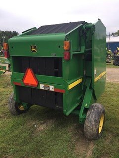 Baler-Round For Sale 2008 John Deere 448