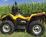 ATV For Sale: 2010 Can-Am 2010 OUTLANDER 800XT EFI POWERSTEERING